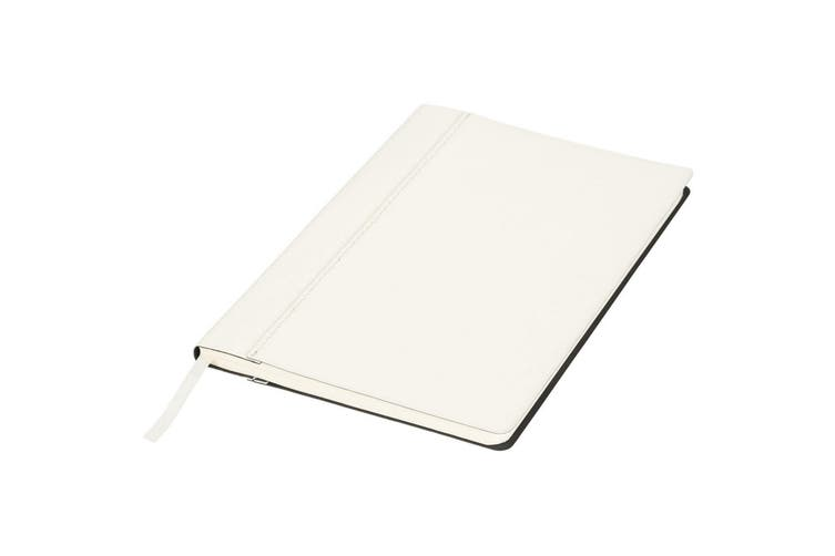 Bullet Avery A5 Notebook (White) (One Size)