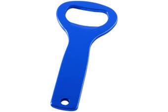 Bullet Bottle Opener (Blue) (One Size)