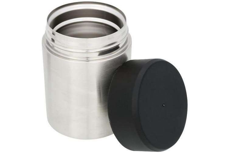 Avenue Vacuum Copper Insulated Food Container (Grey) (One Size)