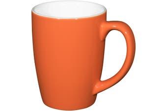 Bullet Mendi Ceramic Mug (Orange) (One Size)