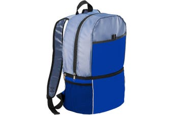 Bullet The Sea Isle Insulated Backpack (Pack of 2) (Royal Blue) (31.7 x 15.2 x 43.2 cm)