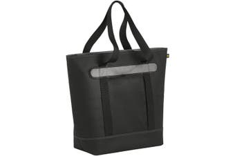 California Innovations 56-Can Lasana Cooler Tote (Pack of 2) (Heather Charcoal) (57 x 19 x 44.5 cm)
