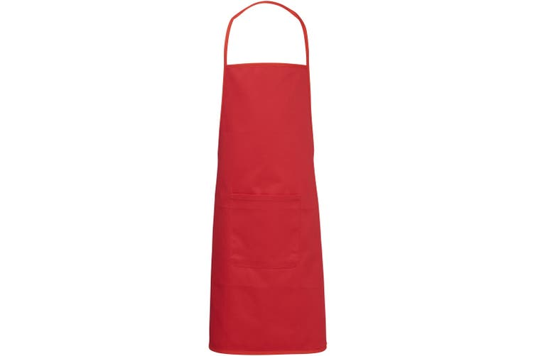 Bullet Giada Kid´S Apron (Pack of 2) (Red) (40 x 60 cm)