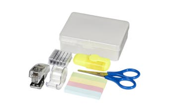 Bullet Beauxed Stationery Set (Transparent Clear) (One Size)
