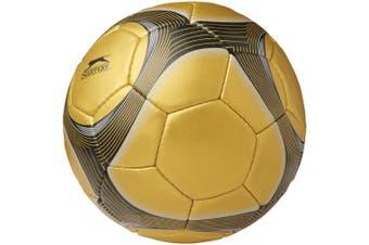 Slazenger Balondorro 32 Panel Football (Gold) (22 cm)