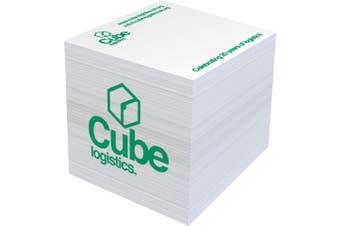 Block-Mate 4A Memo Block (White) (L)