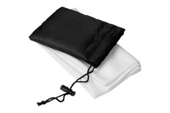 Bullet Peter Cooling Towel in Pouch (White) (One Size)