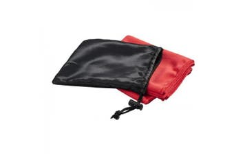 Bullet Peter Cooling Towel in Pouch (Red) (One Size)