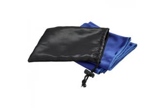 Bullet Peter Cooling Towel in Pouch (Royal Blue) (One Size)