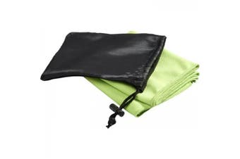 Bullet Peter Cooling Towel in Pouch (Lime) (One Size)