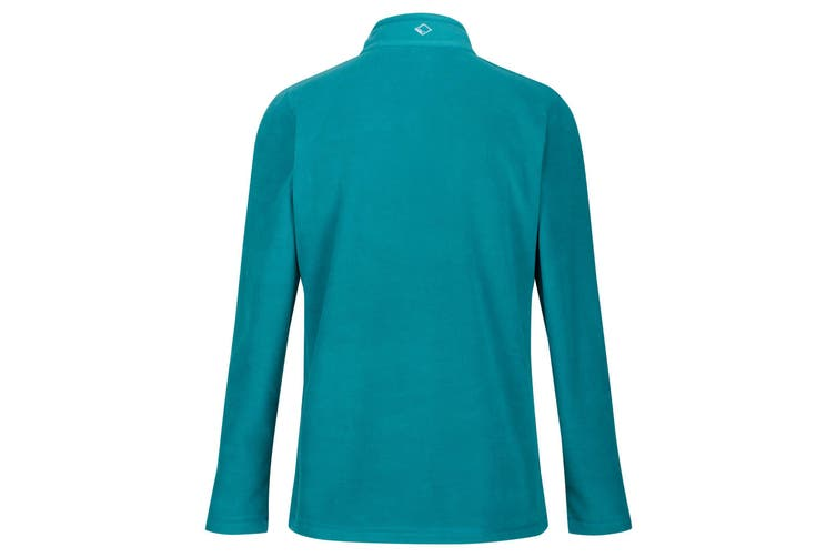 Regatta Great Outdoors Womens/Ladies Sweetheart 1/4 Zip Fleece Top (Shoreline Blue) (18)