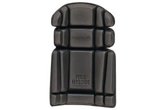 Regatta Strong, Hardwearing & Flexible Knee Pad / Workwear (Black) (One Size)