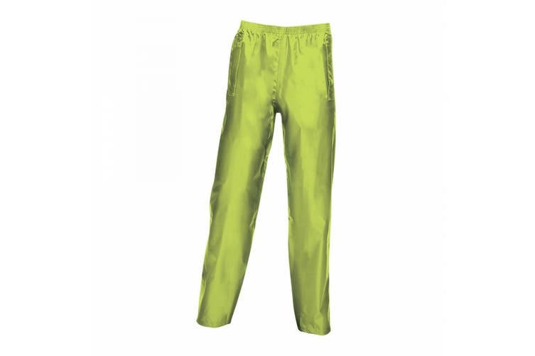 Regatta Professional Mens Pro Stormbreaker Waterproof Overtrousers (Fluro Yellow) (M)