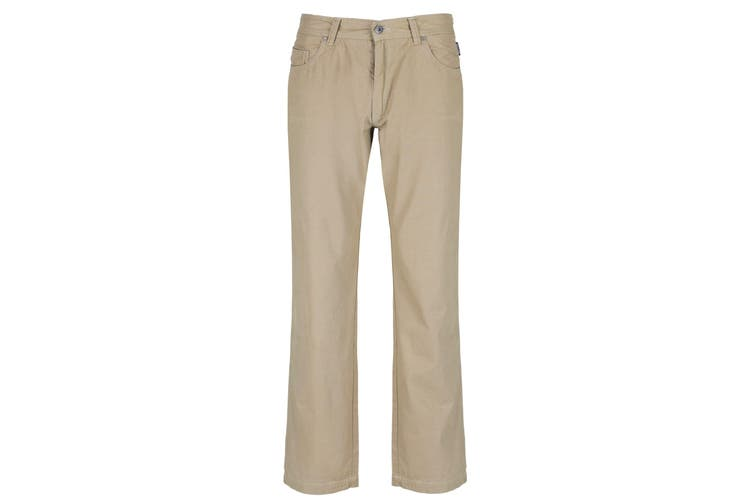 Regatta Great Outdoors Mens Landyn Casual Trousers (Nutmeg Cream) (38L)