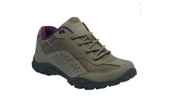 Regatta Great Outdoors Womens/Ladies Lady Stonegate Lightweight Casual Shoes (Walnut/Dusky Rose) (5 UK)