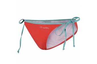 Regatta Great Outdoors Womens/Ladies Aceana Bikini String Brief (Neon Peach)