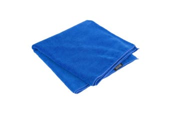 Regatta Great Outdoors Lightweight Large Compact Travel Towel (Oxford Blue) (One Size)