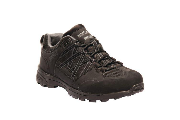 Regatta Mens Samaris Low II Hiking Boots (Black/Granite) (6.5 UK)