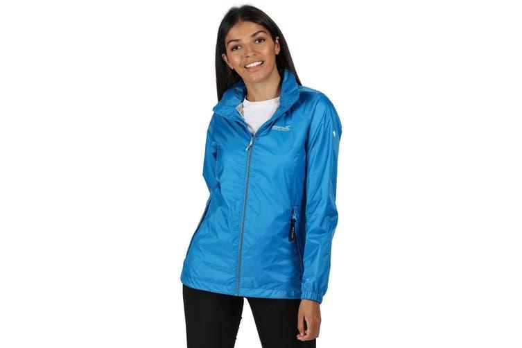 Regatta Womens/Ladies Corinne IV Waterproof Softshell Jacket (Blue Aster) (10 UK)