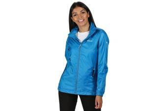 Regatta Womens/Ladies Corinne IV Waterproof Softshell Jacket (Blue Aster) (14 UK)