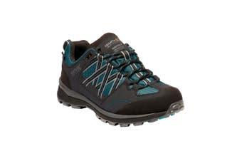 Regatta Womens/Ladies Samaris Low II Hiking Boots (Shoreline Blue/Ash) (8 UK)
