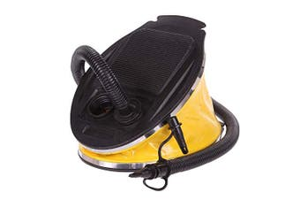 Regatta Foot Pump (Black) (One Size)