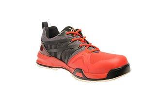 Regatta Mens TT Mortify Safety Trainer (Black/Red) (10.5 UK)