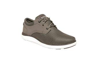 Regatta Mens Caldbeck Lite II Shoes (Treetop/Roasted) (9.5 UK)