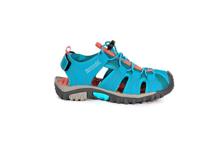 Regatta Childrens/Kids Westshore Sandals (Enamel/Ceramic) (3 UK)