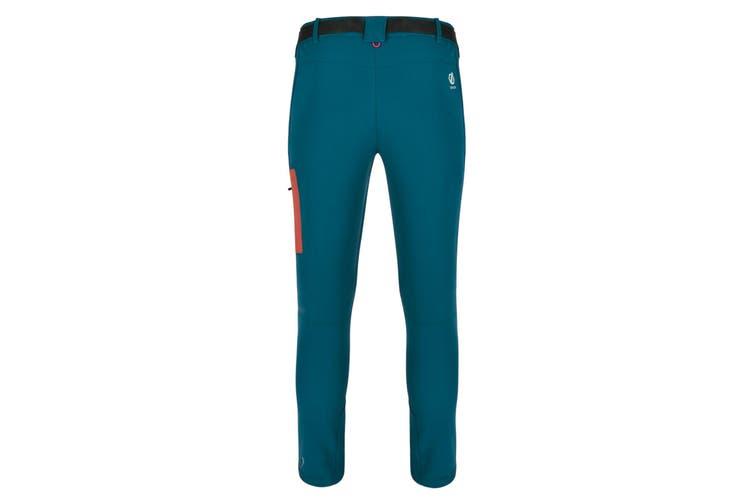 Dare 2B Mens Disport Lightweight Multi Pocket Walking Trousers (Ocean Depths) (42in)