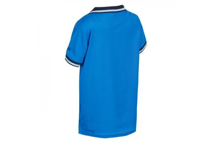 Regatta Childrens/Kids Talor II Polo Shirt (Oxford Blue) (11-12 Years)