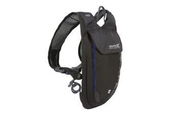 Regatta Blackfell III 2L Hydropack (Black/Surfspray Blue) (One Size)