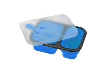 Regatta Silicon Mess Tin (Oxford Blue) (One Size)