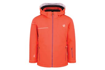 Dare 2B Childrens/Kids Entail Ski Jacket (Fiery Coral) (15-16 Years)