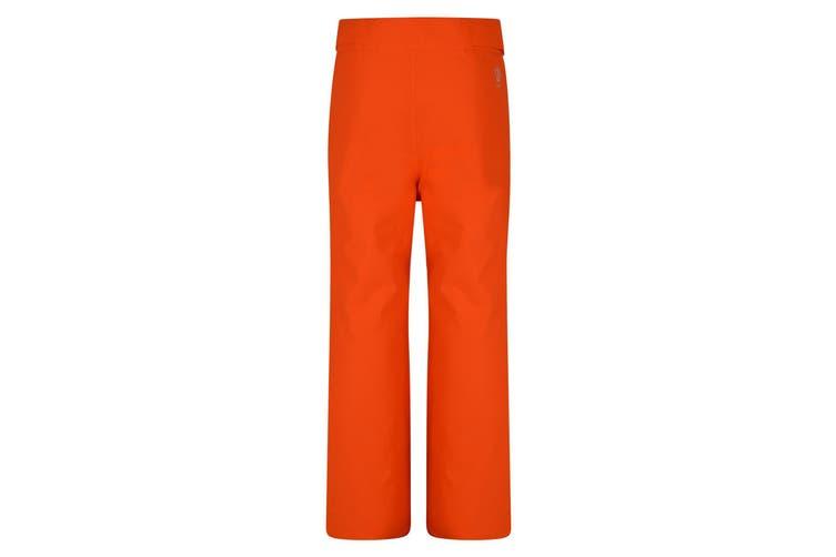 Dare 2B Childrens/Kids Delve Ski Pants (Vibrant Orange) (15-16 Years)