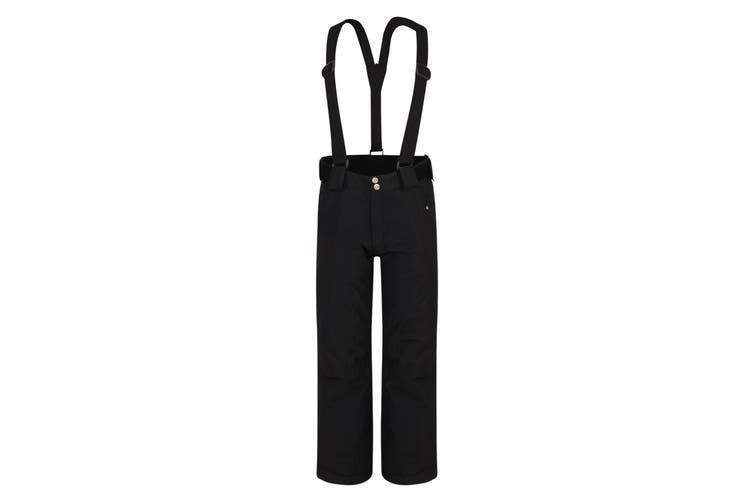 Dare 2B Childrens/Kids Motive Ski Pants (Black) (7-8 Years)