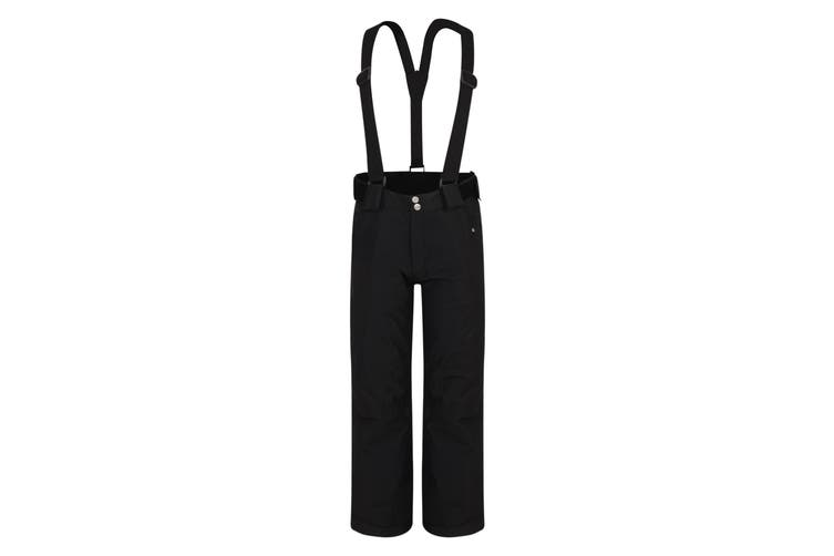 Dare 2B Childrens/Kids Motive Ski Pants (Black) (11-12 Years)