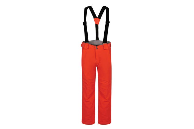 Dare 2B Childrens/Kids Motive Ski Pants (Fiery Coral) (9-10 Years)