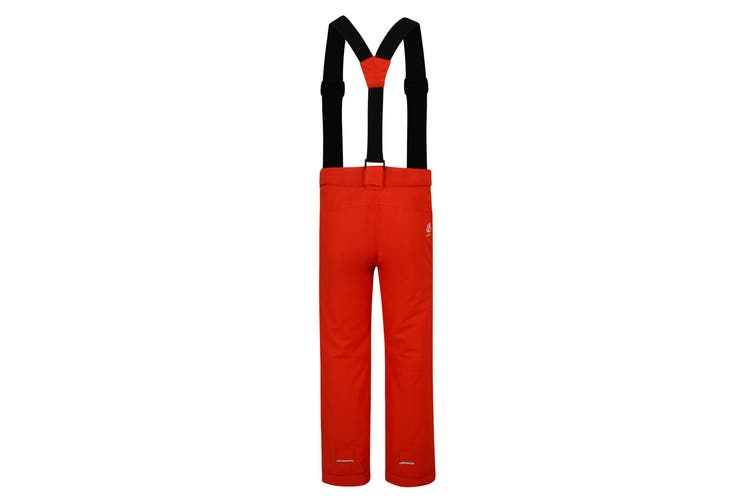 Dare 2B Childrens/Kids Motive Ski Pants (Fiery Coral) (11-12 Years)