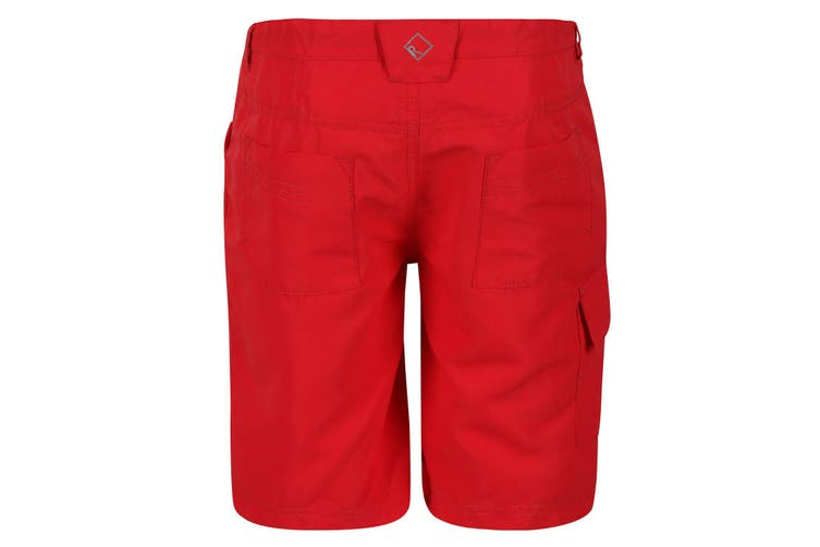 Regatta Childrens/Kids Sorcer II Shorts (Coral Blush) (9-10 Years)