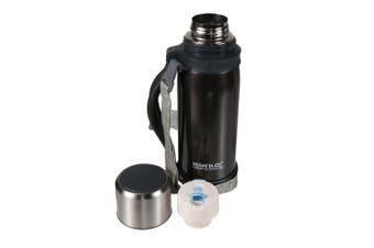 Regatta Vacuum Flask (Black) (One Size)
