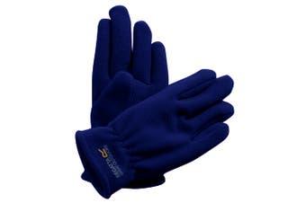 Regatta Great Outdoors Kids Taz Gloves II (Navy) - UTRG611