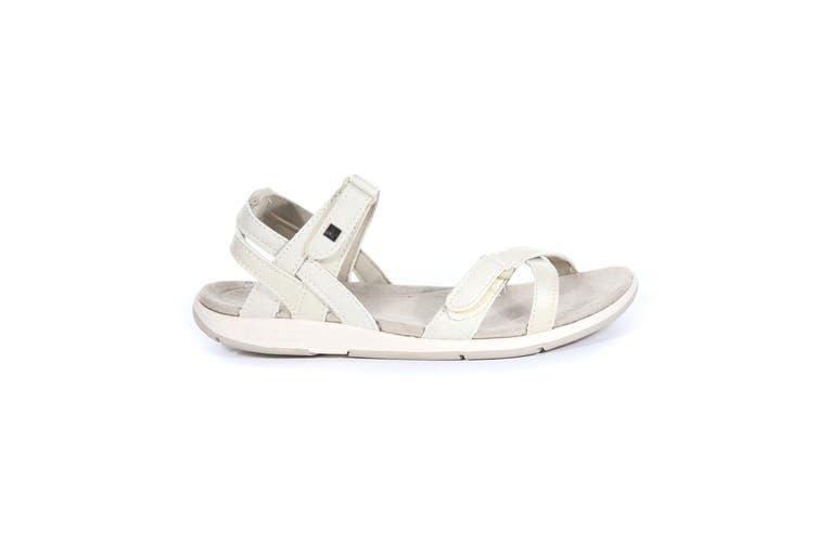 Regatta Great Outdoors Womens/Ladies Lady Santa Cruz Open Toe Sandals (Natural/White Sand) (UK 7)