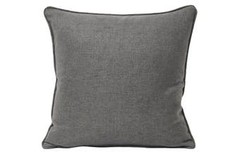 Riva Home Atlantic Cushion Cover (Grey) (45 x 45cm)