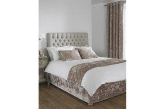 Riva Home Verona Bed Wrap (Oyster) - UTRV1098