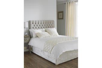 Riva Home Verona Bed Wrap (Ivory) - UTRV1098