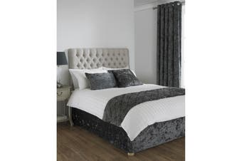 Riva Home Verona Bed Wrap (Pewter) - UTRV1098