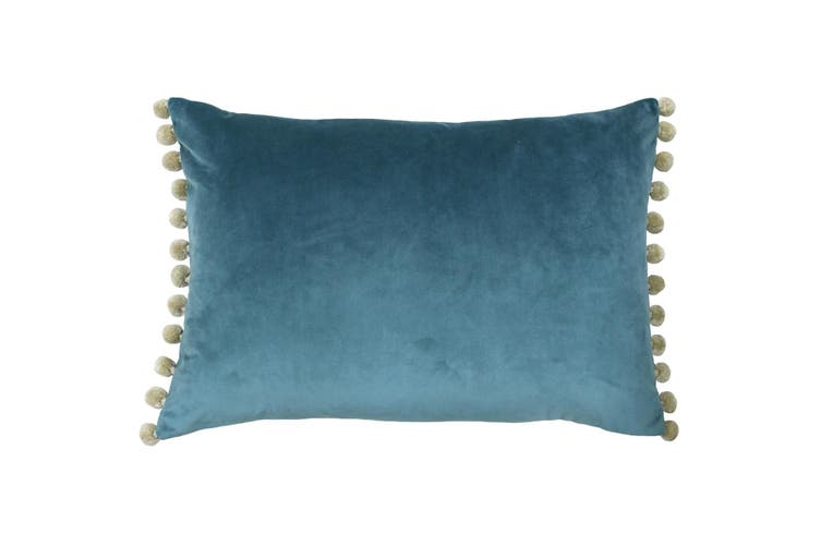 Riva Home Fiesta Cushion Cover (Deb/Natural) (35x50cm)
