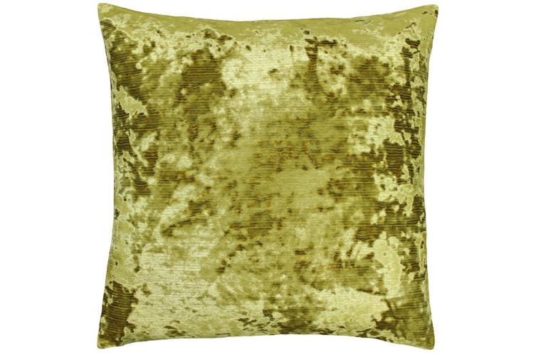 Riva Home Neptune Cushion Cover (Citrine) (58x58cm)