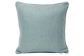 Paoletti Atlantic Cushion Cover (Duck Egg) (55 x 55cm)